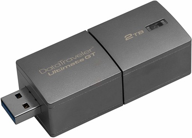 USB atmintinė Kingston DataTraveler Ultimate GT, USB 2.0, 2 TB