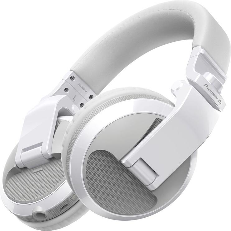 Belaidės ausinės Pioneer HDJ-X5BT White