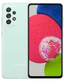 Мобильный телефон Samsung Galaxy A52s 5G, зеленый, 6GB/128GB