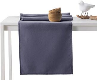 AmeliaHome Empire AH/HMD Tablecloth Set Lavender 115x250/30x250 2pcs