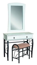 Signal Meble 1102 Dresser White/Black