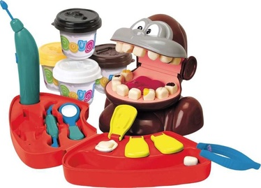 Playgo Dough Monkey Dentist Set 8680