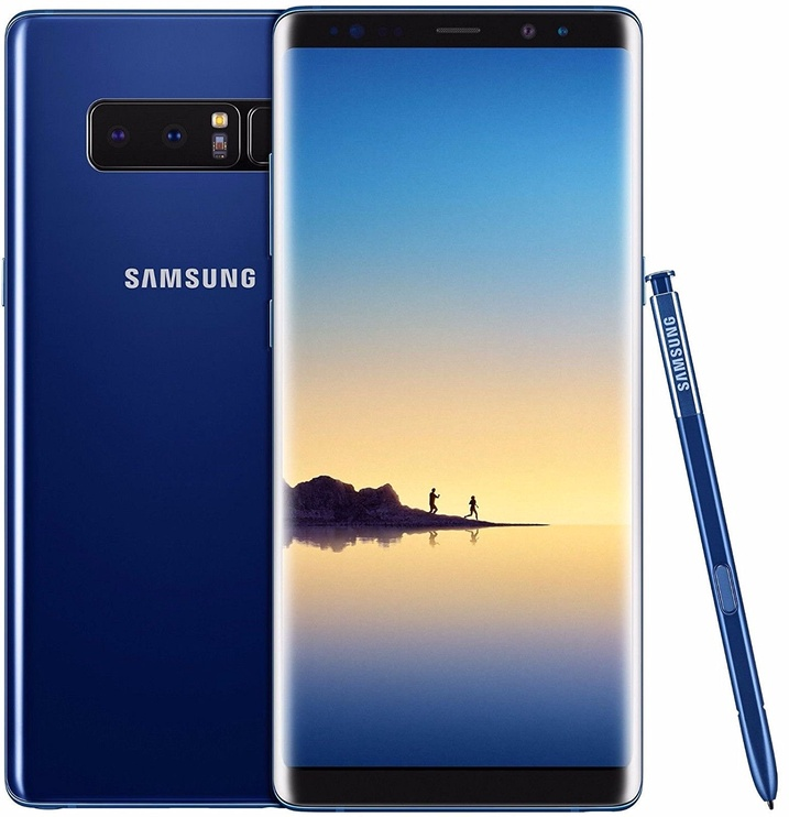 Samsung SM-N950F Galaxy Note 8 64 GB Deepsea Blue