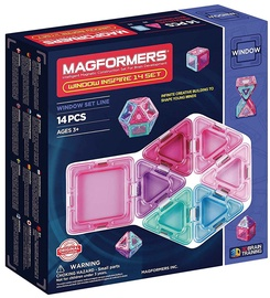 Magformers Window Inspire Building 14pcs Set 714003