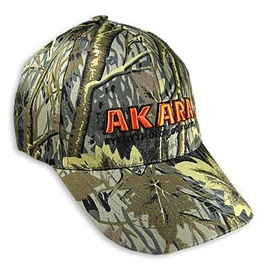Cepure Akara Camouflage, zaļa