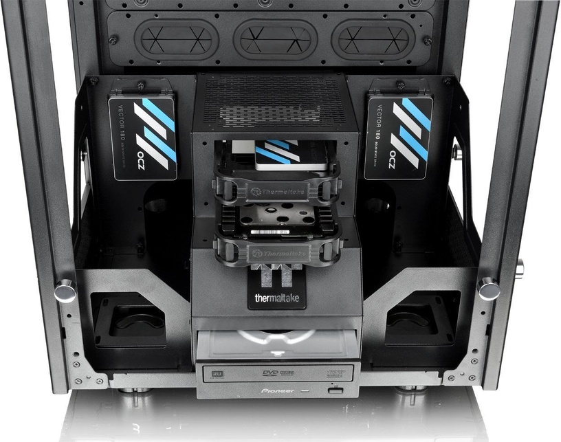 Thermaltake The Tower 900 E-ATX Vertical Super Tower Chassis
