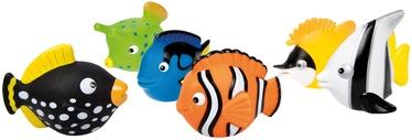 Водная игрушка Lena Fish & Fun 65521, 18 шт.