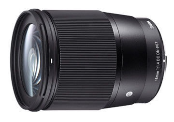 Sigma 16mm F1.4 DC DN For Micro Four Thirds