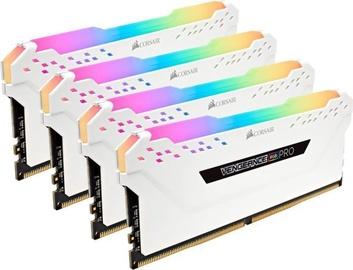 Corsair Vengeance RGB PRO White 64GB 3466MHz CL16 DDR4 KIT OF 4 CMW64GX4M4C3466C16W