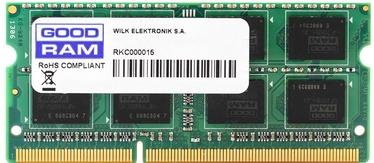 Goodram 2GB 1600MHz CL11 DDR3 SODIMM GR1600S3V64L11/2G