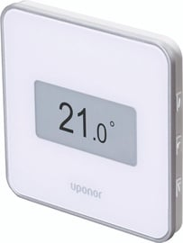 Uponor Smatrix Wave D+RH T-169 Thermostat Silver