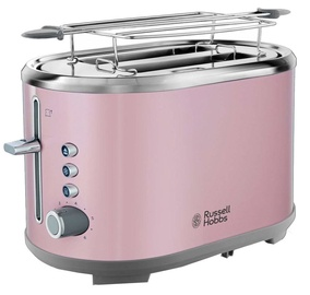 Russell Hobbs Toaster Bubble Soft Pink 25081-56