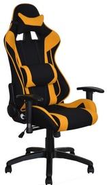 Biroja krēsls Signal Meble Viper Black/Yellow