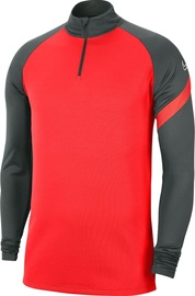 Nike Dry Academy Drill Top BV6916 635 Red Grey 2XL