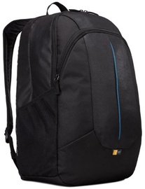 "Case Logic Notebook Backpack For 17.3"" Black"