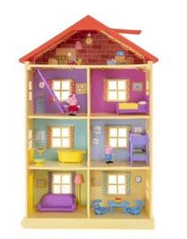 Kodu Tm Toys Peppa Pig Peppas Family Home