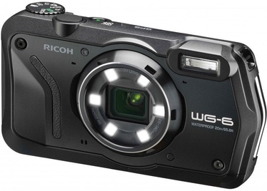 Ricoh WG-6 Digital Camera Black Kit