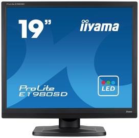Monitorius Iiyama ProLite E1980SD-B1