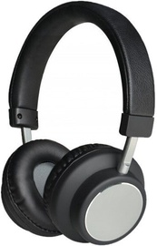 Ausinės Rebeltec Imagine Bluetooth On-Ear Black, belaidės