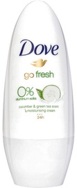 Dove Go Fresh Cucumber & Green Tea Deodorant Roll On 0% Aluminium Salts 50ml