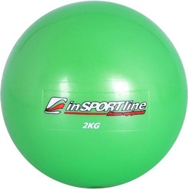inSPORTline Yoga Ball 2kg Green