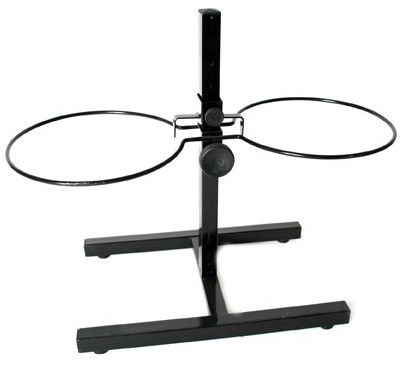 Martin Sellier Stand for Bowls 2x2.8l