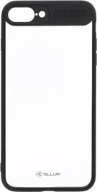 Tellur Hybrid Matt Bumper Back Case For Apple iPhone 7 Plus/8 Plus Black