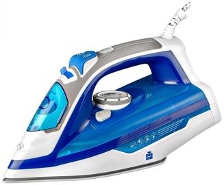 Утюг ForMe FSI-2201, синий/белый