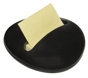3M Post-It Z-Notes Dispenser Stone Black PBL-B1Y