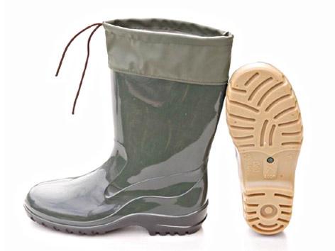 Резиновые сапоги Diana PVC Boots With Collar 28cm 45
