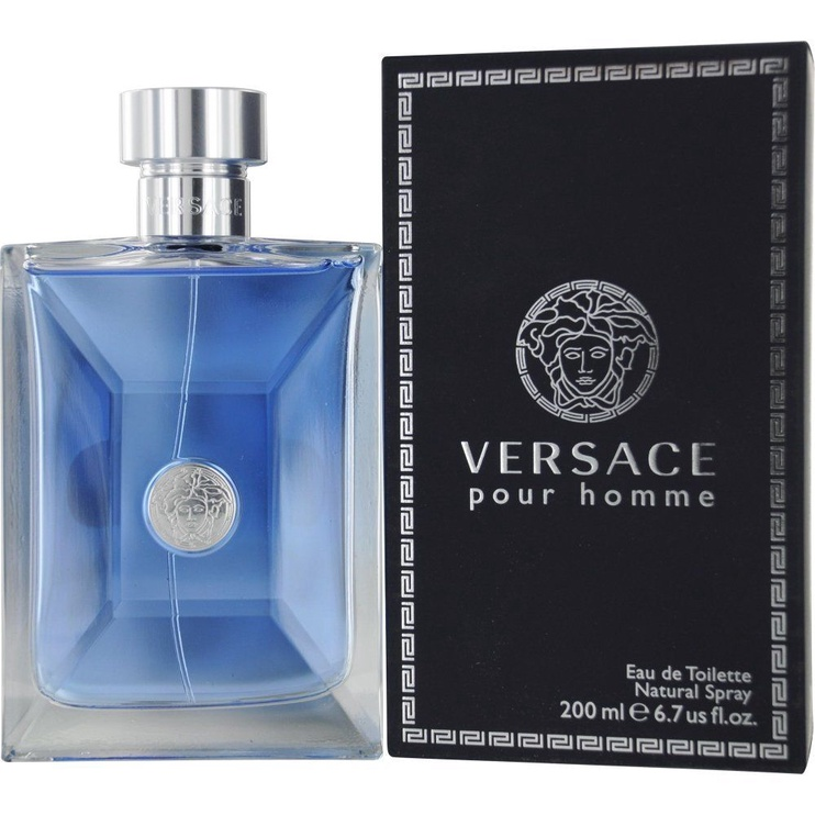 Tualetinis vanduo Versace Pour Homme 200ml EDT