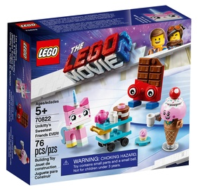Konstruktorius LEGO The Movie Unikitty's Sweetest Friends EVER 70822