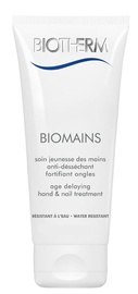 Крем для рук Biotherm Biomains Age Delaying Hand & Nail Treatment - Water Resistant, 50 мл