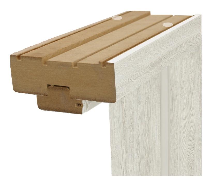 Ukseleng Classen Door Frame 215x10x9cm Oak Grey
