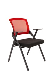 Apmeklētāju krēsls Chairman Nexx Black/Red