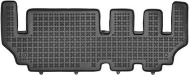 Резиновый автомобильный коврик REZAW-PLAST Ford Tourneo Custom 2013 Rear, 1 шт.