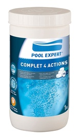 Priemonė apsaugai nuo dumblių susidarymo Pool Expert Multi4, 1 kg