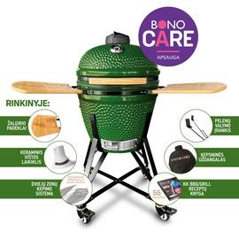 Kamado Bono Ceramic Kitchenware Green 55cm