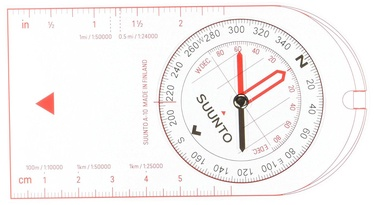 Suunto Ic-20 Instruction Compass