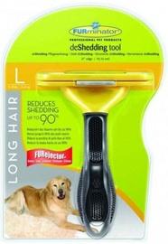 Furminator Long Hair Dog Large Breed Yellow
