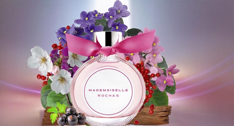 Tualettvesi Rochas Mademoiselle, 30 ml EDT