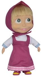 Simba Masha & The Bear Masha Soft Bodied Doll 109306372