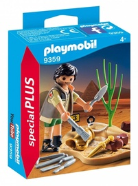 Playmobil Special Plus Archeologist 9359