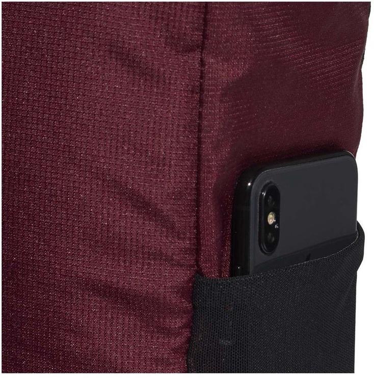 Adidas Classic Top-Zip Backpack FS8339 Black/Bordo