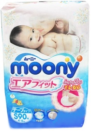 Moony Diapers S 90