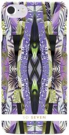 So Seven Miami Back Case For Apple iPhone 7/8/SE 2020 Purple