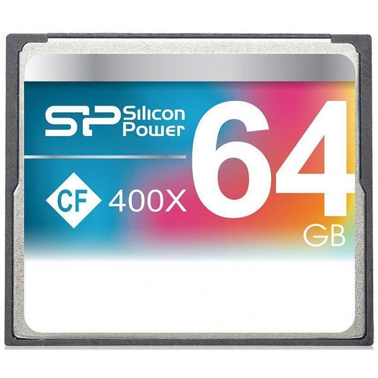 Silicon Power 400X Compact Flash UDMA 64GB