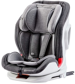 KinderKraft Car Seat Oneto3 With ISOFIX Black/Gray