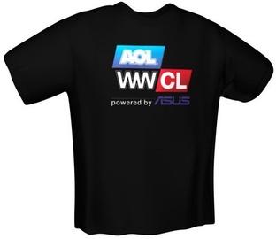 GamersWear WWCL T-Shirt Black XL
