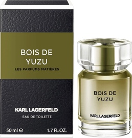 Tualetes ūdens Karl Lagerfeld Bois De Yuzu 50ml EDT